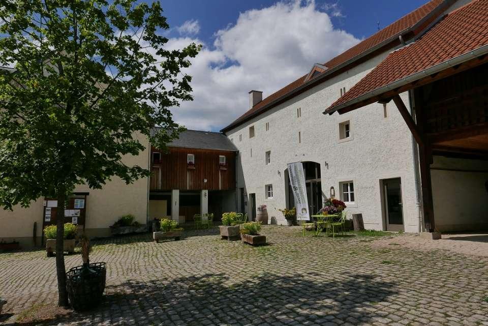 Centre d'Accueil/Naturschutzzentrum A Wiewesch