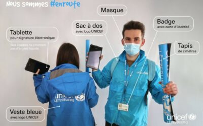 Unicef Lëtzebuerg: Aktioun Porte-à-Porte
